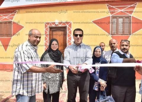 محافظ أسيوط يسلم 60 منزلا بالمنشأة الصغرى وبلوط لأصحابها بعد إعمارها