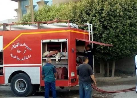 اندلاع حريق بشركة وسط الإسكندرية دون إصابات