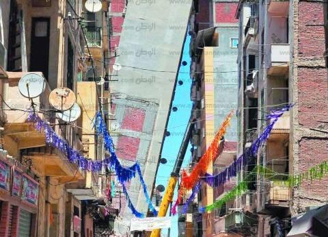 محافظ الإسكندرية: تسليم متعلقات شقق العقار المائل إلى أصحابها
