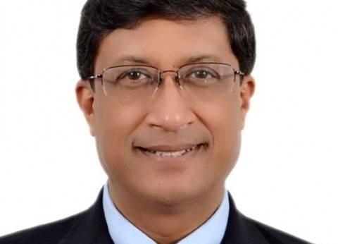 """سفير الهند: """"شكري"""" يزور نيودلهي قريبا.. وتعاون لإحياء صناعة الغزل والنسيج"""