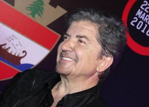 """وليد توفيق يصوّر حلقة مع هشام عباس في """"شريط كوكتيل"""""""