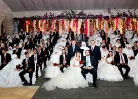 اليوم.. أكبر حفل زفاف جماعي لـ200 عريس وعروسة في سوهاج