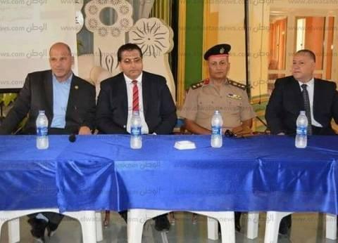 """تعليم جنوب سيناء يطلق مبادرة """"يد بيد"""" لتدريب 500 معلم"""