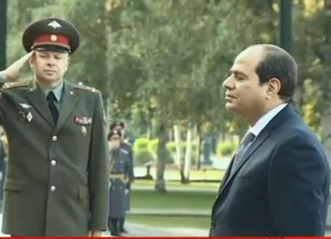 السيسي: الاستثمارات الروسية لديها فرصة كبيرة للتواجد في السوق المصري