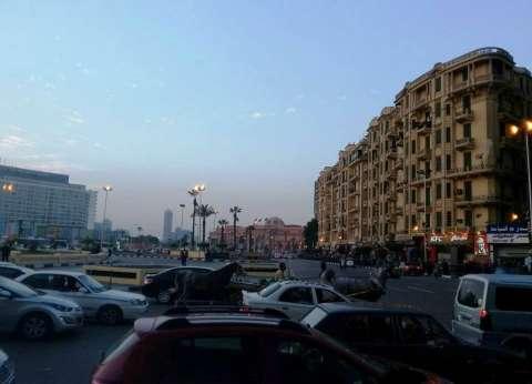 ضبط 185 مخالفة مرورية في ميادين القاهرة والجيزة