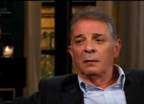 """وصول إلهام شاهين ومحمود حميدة إلى حفل افتتاح """"القاهرة السينمائي"""""""