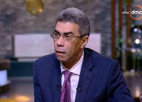 ياسر رزق: دعوة رئيس وزراء روسيا السيسي لزيارة منزله غير مسبوقة