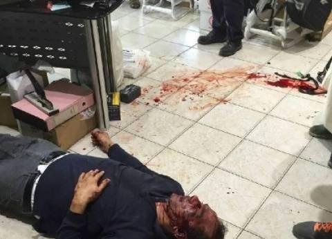 بالفيديو| مواطن كويتي يضرب ويسحل شابا مصريا بوحشية