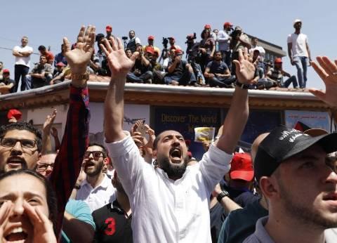 المظاهرات و«صفقة القرن» تعيدان أوهاماً إسرائيلية بإقامة «فلسطين التاريخية»