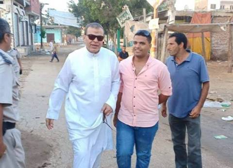 وزير القوى العاملة يلتقي الأهالي ويهنئهم بالعيد في مسقط رأسه بالشرقية