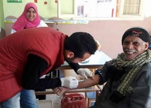 """""""مبادرة السيسي للقضاء على فيروس سي"""" تضاعف نقاط فحص المواطنين"""