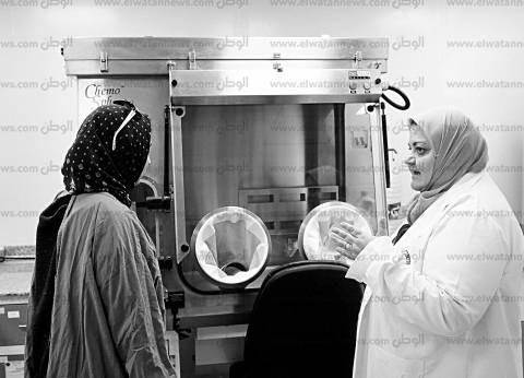 خبراء الإسكندرية يقتحمون أسراره.. ونتائج أولية تبشر بالقضاء على «السرطان»