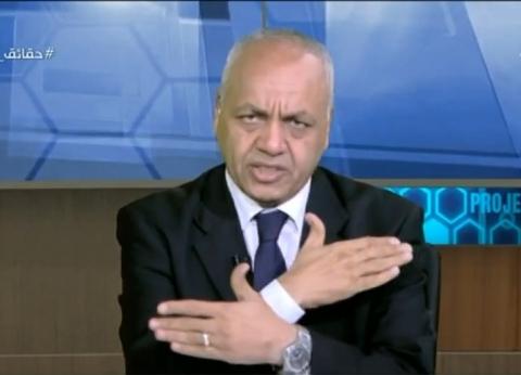 مصطفى بكري: الأسلحة التركية المضبوطة في ليبيا هدفها هدم مصر