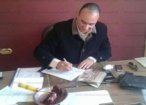 ضبط تاجر في بني سويف قبل تهريبه 65 اسطوانة بوتاجاز للسوق السوداء