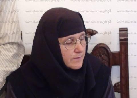 """راهبات دير السبع بنات: """"نصلي للرئيس السيسي لأنه محبا للتسامح"""""""