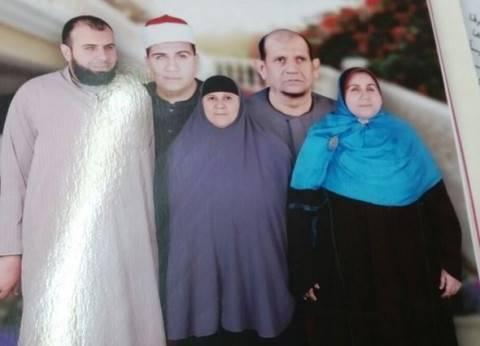 ربت 3 أبناء مكفوفين.. صباح حمزة الأم المثالية لذوي الاحتياجات الخاصة