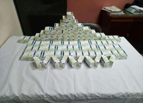 """""""الأمن العام"""" يضبط 4200 قرص مخدر قبل ترويجها"""