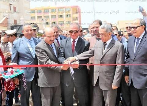 """مساعد وزير الداخلية: """"وحدة فوه"""" تهدف للارتقاء بمنظومة العمل المروري"""