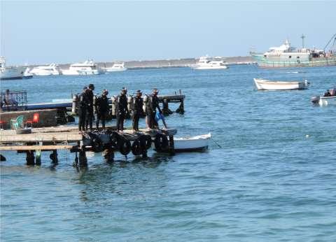 """عرض تدريبي لـ""""الحماية المدنية"""".. ومدير أمن الإسكندرية: كافحوا الغرق"""