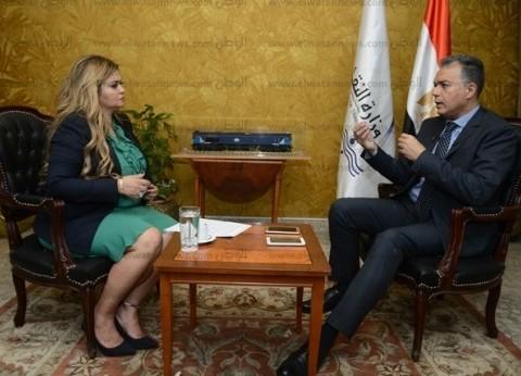 بالفيديو| وزير النقل: «القومى للطرق» قصة نجاح عالمية على أرض مصر.. وتمكين القطاع الخاص من الاستثمار فى السكك الحديدية منتصف 2020