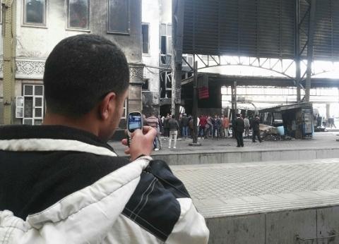 صدمة ودموع وتصوير.. الذين رأو آثار الحادث بعد 48 ساعة: «ما كناش نعرف»