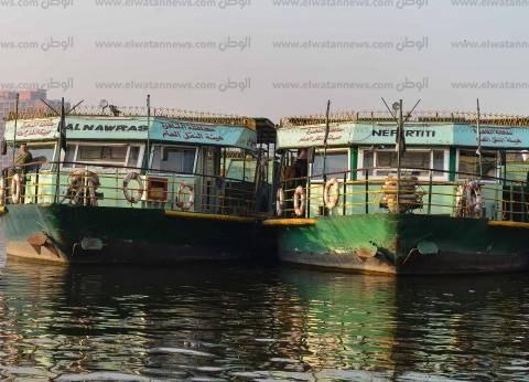 النقل النهرى: 20 أوتوبيساً عمرها «نصف قرن» دون تحديث