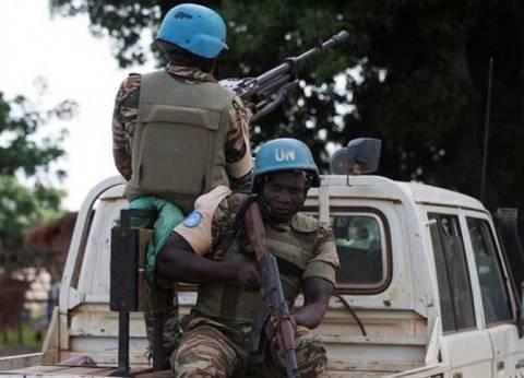 إطلاق نار على دورية للأمم المتحدة في إفريقيا الوسطى