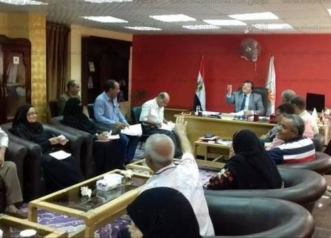 """رئيس مجلس الوزراء يوافق على إجراء مسابقة داخلية بـ""""تعليم جنوب سيناء"""""""