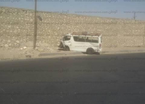 مدير مستشفى دمياط: وفاة أحد الأشقاء الثلاثة في حادث الطريق الدولي