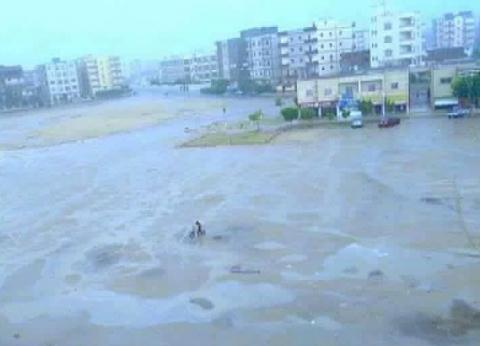 """""""الأرصاد"""": مصر معرضة لسقوط أمطار في أي وقت.. وقد تصل لـ""""السيول"""""""