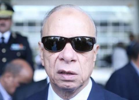 """محافظ القاهرة يتفقد مصابي حادث """"الروضة"""" في معهد ناصر"""