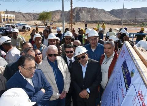 وزير الإسكان: قضية المياه مصيرية ونحتاج لترشيدها والحفاظ عليها