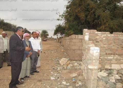 رئيس مدينة أبورديس للمتعدين على الأراضي: القانون هو الحاكم بين الدولة والمواطن
