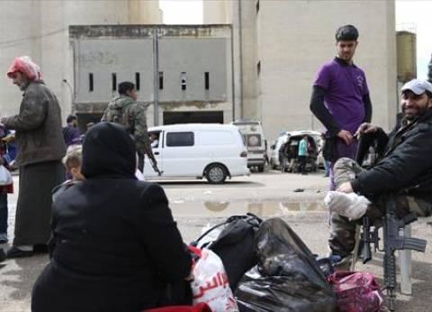 سوريا تواصل إجلاء سكان بلدتي الفوعة وكفريا