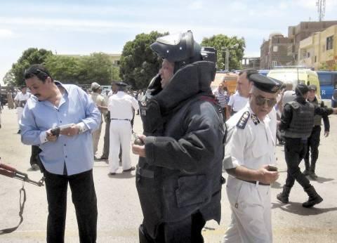 خبراء المفرقعات يمشطون المقار الانتخابية وشوارع دائرة المطرية