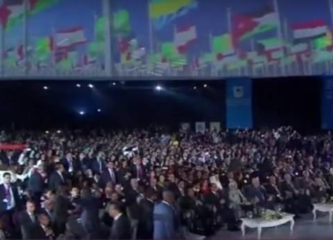 أبرزهم أبو مازن.. 6 رؤساء يحضرون منتدى شباب العالم