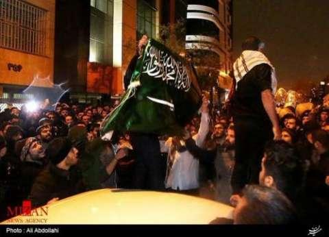 سياسي سعودي:الاعتداءات الإيرانية على سفارة الرياض بطهران تهديد للسلم العالمي