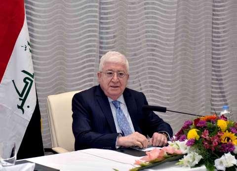 الرئيس العراقي يدعو البرلمان إلى الانعقاد لعدم ترك فراغ سياسي في البلاد