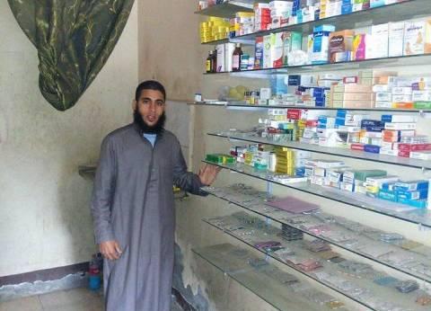 """بنك دواء مجاني أسسه شباب في المنيا.. """"ركن للغلابة في كل صيدلية"""""""