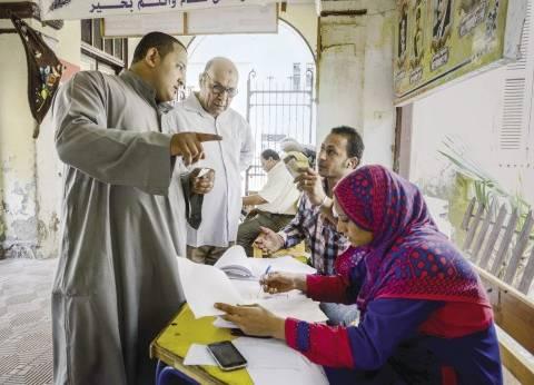 """""""كباب وكفتة"""".. أحدث """"الرشاوى الانتخابية"""" أمام لجان شبرا الخيمة"""