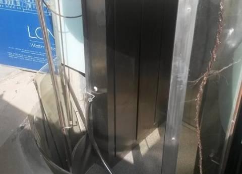 مصدر أمني: المصابون في مصعد رمسيس أصيبوا بكسور وفقدوا الوعي