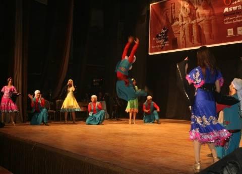 """""""قصور الثقافة"""" تنظم عرضين للتذوق الفني في الشيخ صالح وقصر أسوان"""