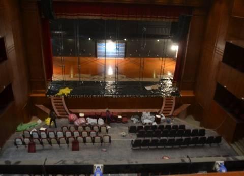 بعد غياب 15 عاما.. افتتاح مسرح طنطا السبت