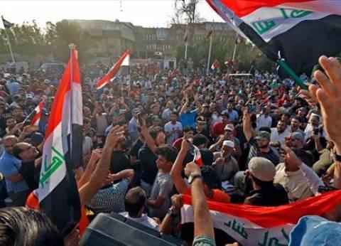 """المحتجون في العراق يرفعون سقف مطالبهم: """"إسقاط الأحزاب ودستور جديد"""""""