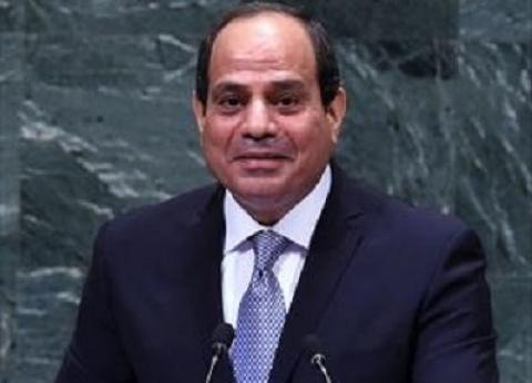 السيسي: المرأة تحتل مكانا بارزا في مصر وعازمون على تعزيز دورها