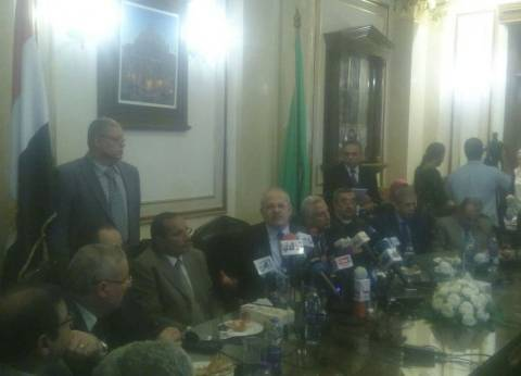 """""""الخشت"""": تشكيل لجنة من أساتذة """"القاهرة"""" لتنفيذ رؤية تطوير الجامعة"""