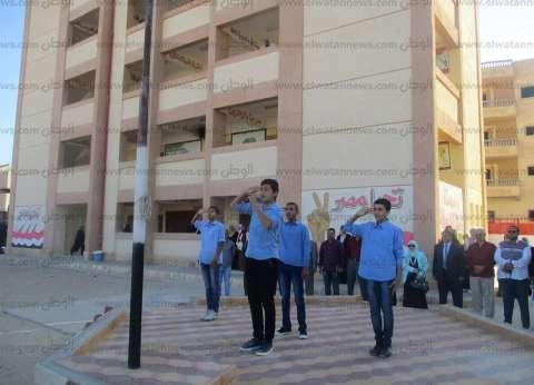 لليوم الثاني.. انتظام سير العملية التعليمية في مدارس شمال سيناء