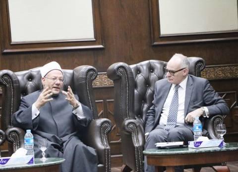 مفتي الجمهورية: مصر مستقرة.. والجماعات المتطرفة تشوه النصوص الدينية