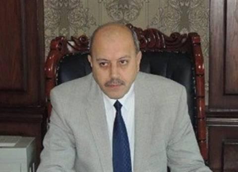مدير أمن القليوبية يتفقد إدارة مرور ومركز شرطة شبين القناطر