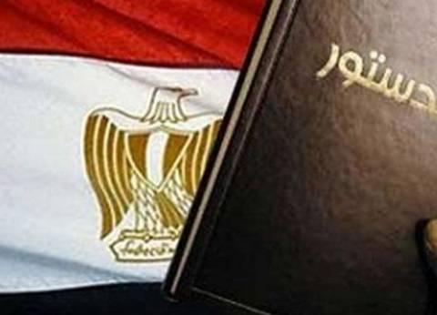 """أمين """"العربي للقضاء الإداري"""": الدستور كفل للمواطن ممارسة حقه الانتخابي"""
